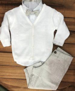 Roupa de Batizado Infantil Masculino